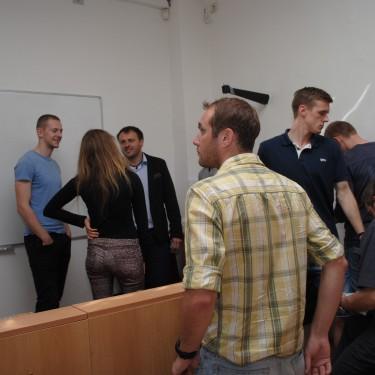 Workshop FTVS UK, 19.5.2014